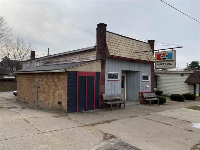 648 W High Avenue, New Philadelphia, OH 44663 (MLS #4155794) :: Keller Williams Chervenic Realty