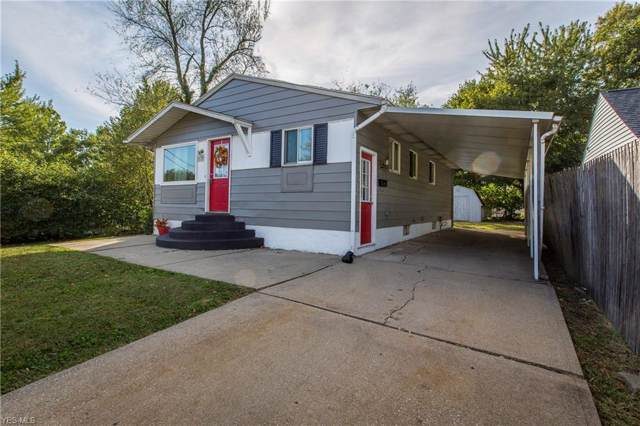 359 Hamilton Avenue NE, Canton, OH 44704 (MLS #4156249) :: The Crockett Team, Howard Hanna