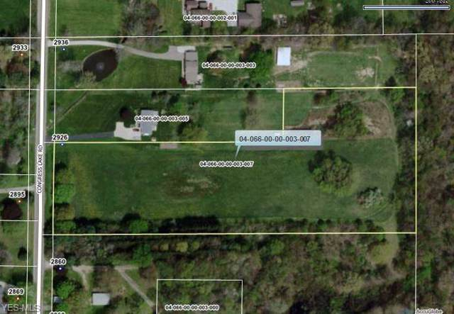 Congress Lake Road, Brimfield, OH 44260 (MLS #4156463) :: RE/MAX Trends Realty