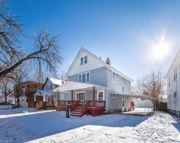 1601 Spring Road, Cleveland, OH 44109 (MLS #4156679) :: RE/MAX Trends Realty