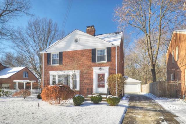 4658 W Park Drive, Fairview Park, OH 44126 (MLS #4156749) :: RE/MAX Trends Realty