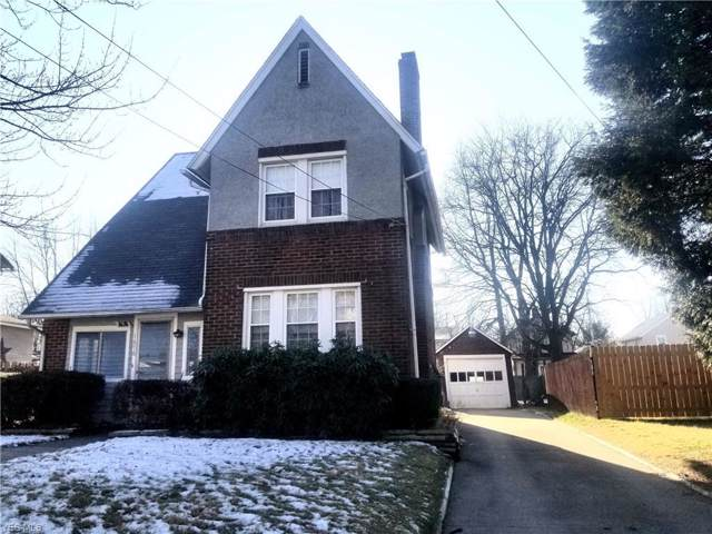 1676 Hampton Road, Akron, OH 44305 (MLS #4157035) :: RE/MAX Trends Realty