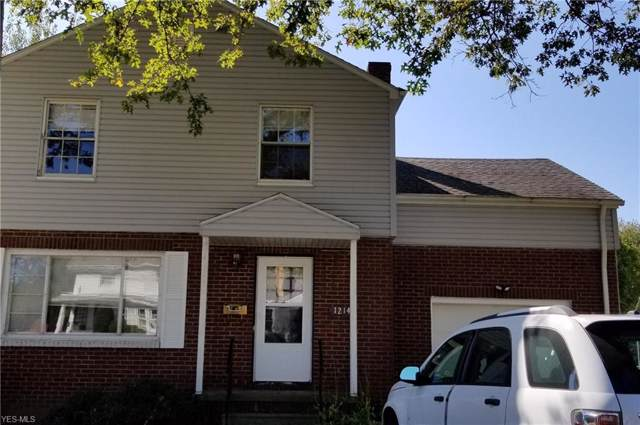 1214 37th Street NW, Canton, OH 44709 (MLS #4157084) :: RE/MAX Trends Realty