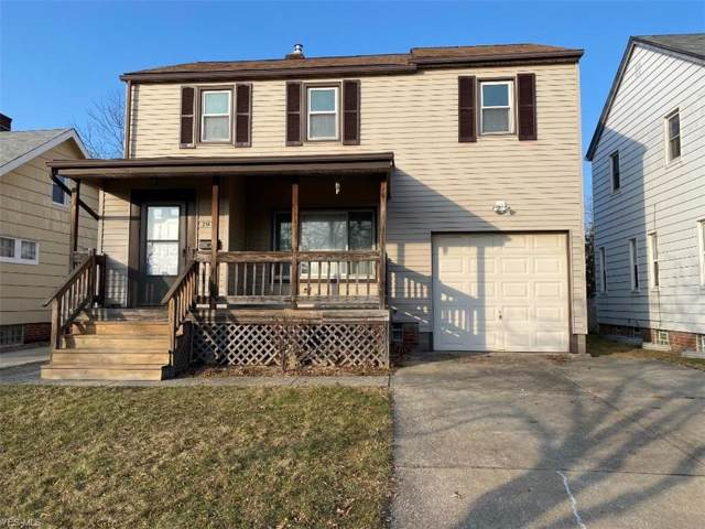 21851 Wilmore Avenue, Euclid, OH 44123 (MLS #4157192) :: RE/MAX Trends Realty