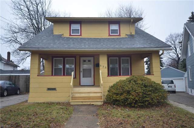 630 Plum Avenue, Akron, OH 44305 (MLS #4158086) :: RE/MAX Valley Real Estate