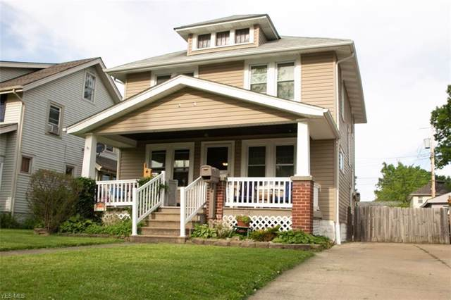 1015 Osborn Avenue, Lorain, OH 44052 (MLS #4158437) :: RE/MAX Trends Realty