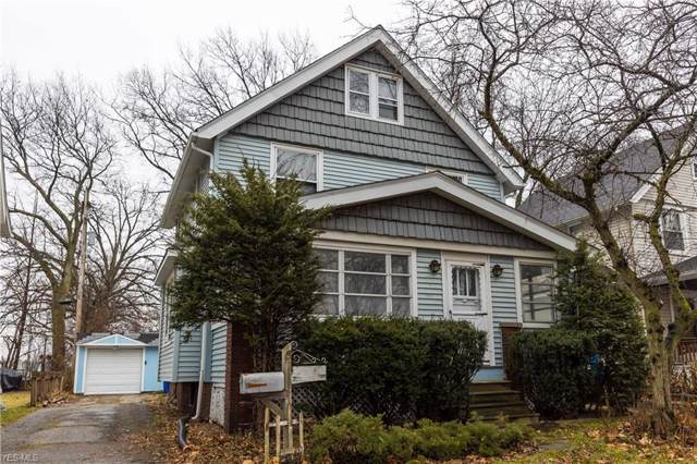 4455 W 20th Street, Cleveland, OH 44109 (MLS #4158481) :: Keller Williams Legacy Group Realty