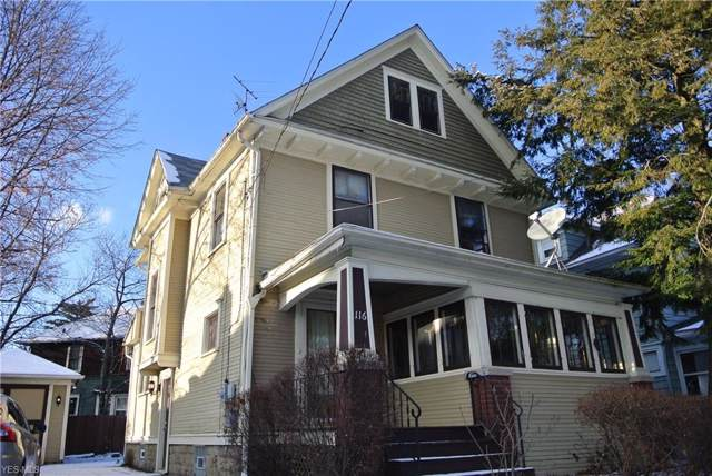 116 Dodge Avenue, Akron, OH 44302 (MLS #4158498) :: RE/MAX Valley Real Estate