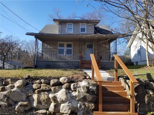 404 Newell Avenue, Akron, OH 44305 (MLS #4158537) :: RE/MAX Valley Real Estate