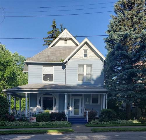 312 N Chestnut Street, Barnesville, OH 43713 (MLS #4158926) :: The Crockett Team, Howard Hanna