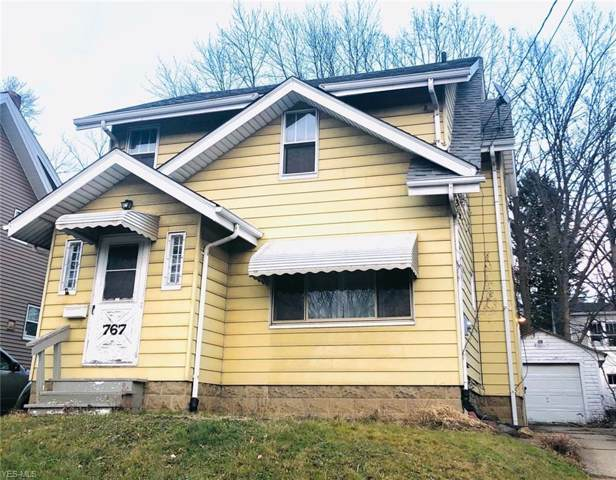 767 Brittain Road, Akron, OH 44305 (MLS #4159114) :: RE/MAX Valley Real Estate