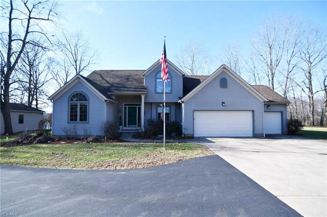 8515 Leaver Avenue NW, Canal Fulton, OH 44614 (MLS #4159487) :: RE/MAX Trends Realty