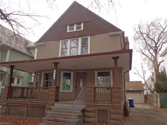 3246 W 99th Street, Cleveland, OH 44102 (MLS #4159858) :: RE/MAX Trends Realty