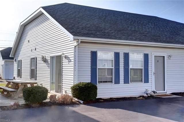 11 N Schooner Point Drive, Port Clinton, OH 43452 (MLS #4160153) :: RE/MAX Edge Realty