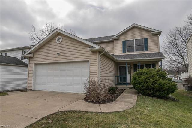 354 Ivanhoe Avenue, Wadsworth, OH 44281 (MLS #4160483) :: RE/MAX Trends Realty
