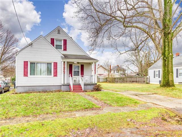 1574 Merrill Avenue, Akron, OH 44306 (MLS #4160485) :: RE/MAX Above Expectations