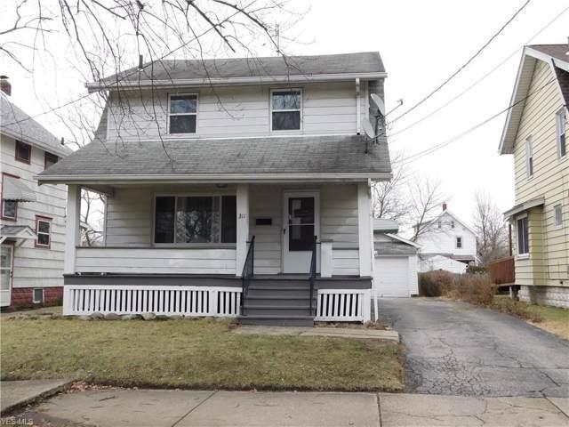 311 Zeller Avenue, Akron, OH 44310 (MLS #4160492) :: The Crockett Team, Howard Hanna