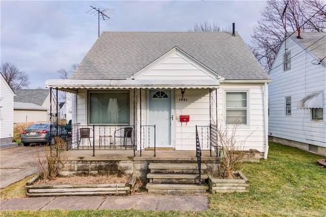 1951 Nichols Avenue, Lorain, OH 44053 (MLS #4160495) :: The Crockett Team, Howard Hanna