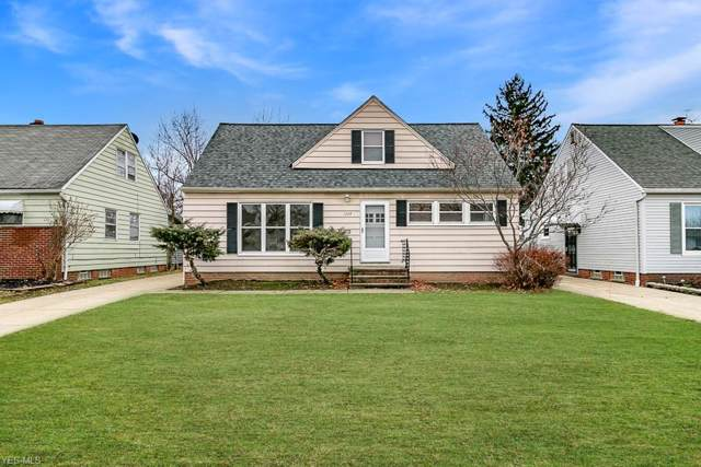 1288 W Miner Road, Mayfield Heights, OH 44124 (MLS #4160509) :: RE/MAX Trends Realty