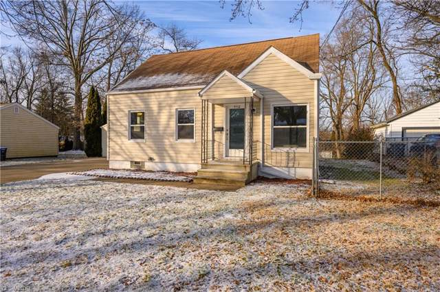 950 Ute Avenue, Akron, OH 44305 (MLS #4160579) :: RE/MAX Valley Real Estate
