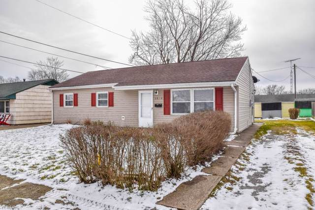 2656 22nd Street NE, Canton, OH 44705 (MLS #4160711) :: RE/MAX Trends Realty