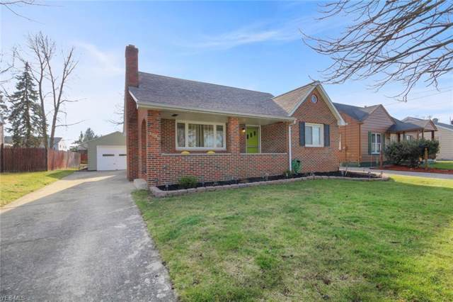2035 Thalia Avenue, Youngstown, OH 44514 (MLS #4160724) :: RE/MAX Trends Realty