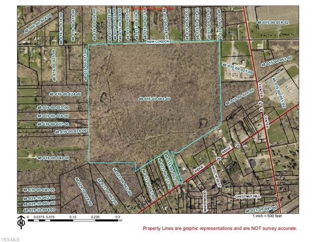 V/L New London Road, Ashtabula, OH 44004 (MLS #4160727) :: The Crockett Team, Howard Hanna