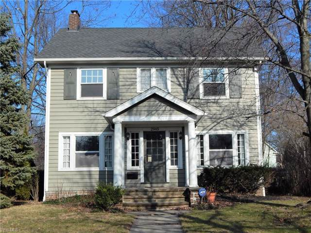 2945 Essex Road, Cleveland Heights, OH 44118 (MLS #4160939) :: RE/MAX Edge Realty