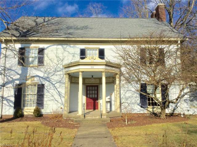 551 E Main Street, Ravenna, OH 44266 (MLS #4161025) :: RE/MAX Trends Realty