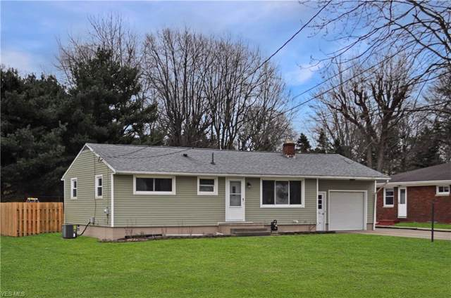 4644 Lindford Avenue NE, Canton, OH 44705 (MLS #4161033) :: RE/MAX Trends Realty