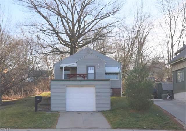 1861 S Main Street, Akron, OH 44301 (MLS #4161152) :: Keller Williams Chervenic Realty