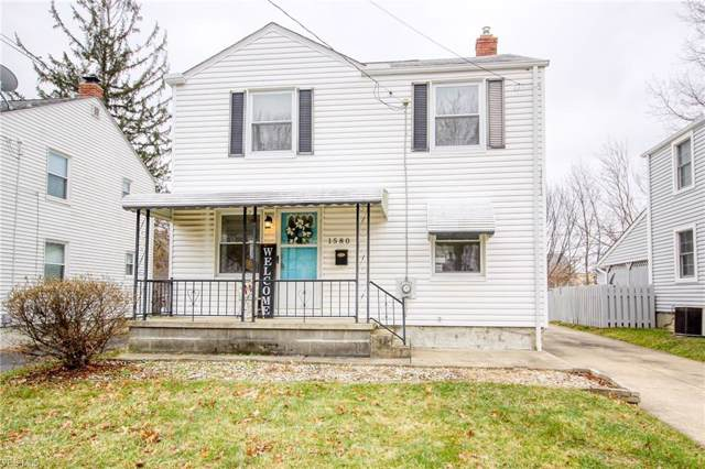 1580 Redwood Avenue, Akron, OH 44301 (MLS #4161202) :: RE/MAX Valley Real Estate