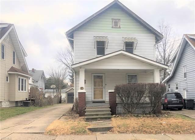 658 Patterson Avenue, Akron, OH 44310 (MLS #4161232) :: The Crockett Team, Howard Hanna