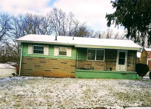 208 Hamilton Avenue, Campbell, OH 44405 (MLS #4161377) :: RE/MAX Trends Realty