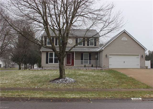 2268 Old Elm Street NE, Canton, OH 44721 (MLS #4161400) :: RE/MAX Trends Realty