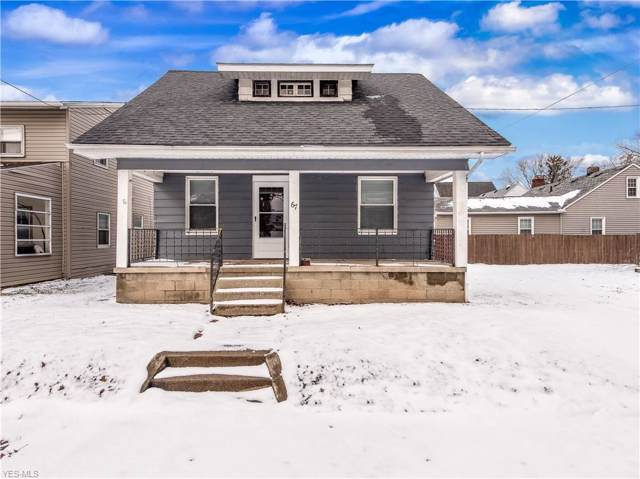 67 Mitchell Street, Barberton, OH 44203 (MLS #4161480) :: RE/MAX Trends Realty