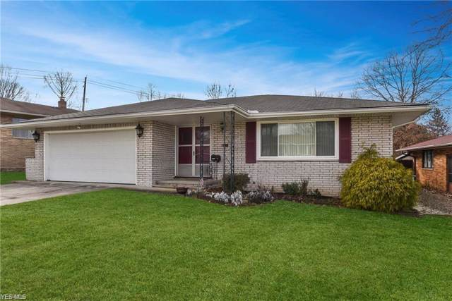 7609 Barton Hill Drive, Parma, OH 44129 (MLS #4161514) :: RE/MAX Trends Realty