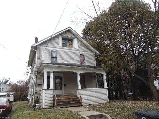 731 Aberdeen Street, Akron, OH 44310 (MLS #4161530) :: The Crockett Team, Howard Hanna