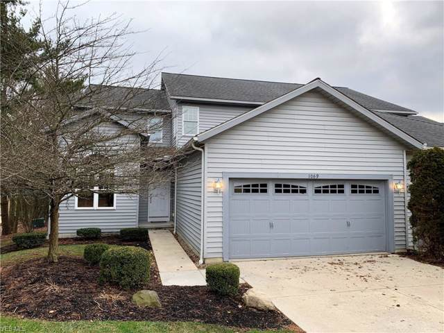 1069 Wycliff Lane, Akron, OH 44313 (MLS #4161592) :: RE/MAX Valley Real Estate