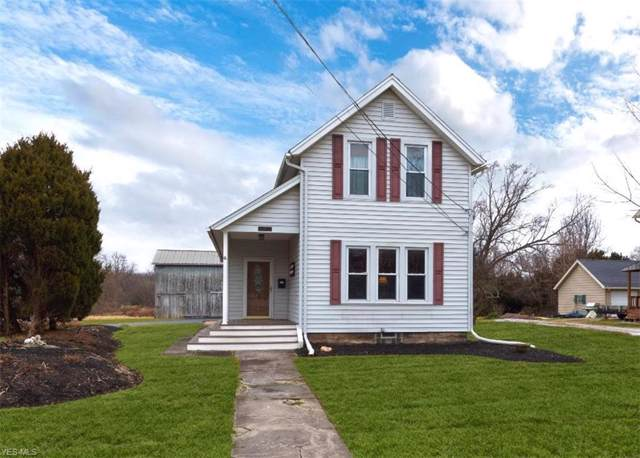 142 E Main Street, South Amherst, OH 44001 (MLS #4161596) :: Tammy Grogan and Associates at Cutler Real Estate