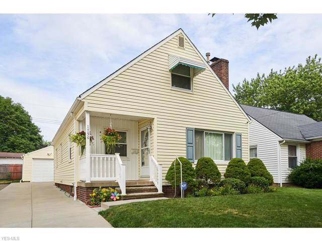 1756 Brown Street, Akron, OH 44301 (MLS #4161599) :: RE/MAX Valley Real Estate