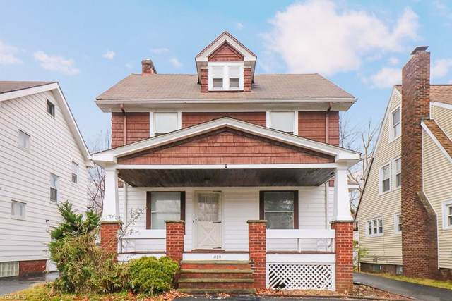 1020 Quilliams Road, Cleveland Heights, OH 44121 (MLS #4161627) :: RE/MAX Edge Realty