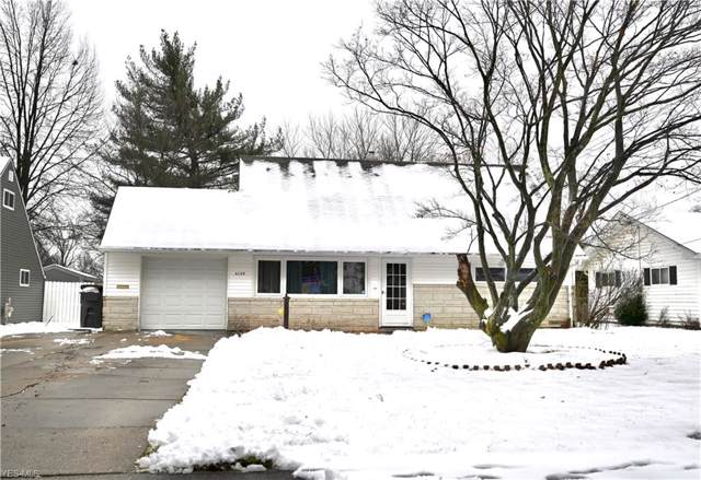 4139 Woodmere Drive, Youngstown, OH 44515 (MLS #4161740) :: RE/MAX Trends Realty