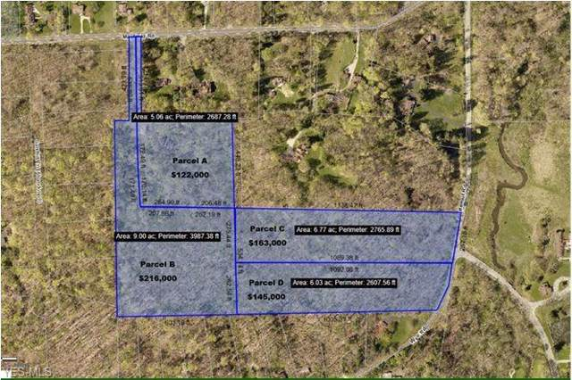 V/L Parcel D Butternut Road, Chesterland, OH 44026 (MLS #4161807) :: RE/MAX Trends Realty