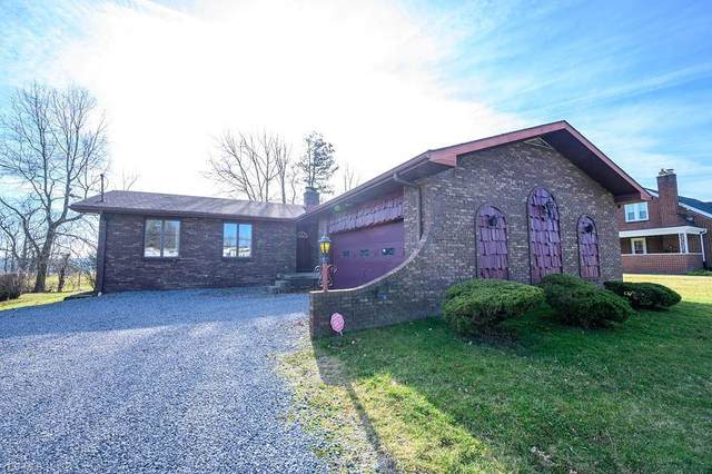 727 Churchill Road, Girard, OH 44420 (MLS #4162014) :: Tammy Grogan and Associates at Cutler Real Estate