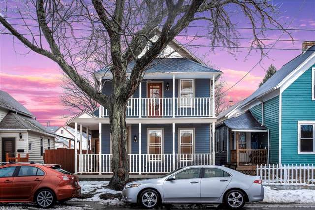3404 Monroe Avenue, Cleveland, OH 44113 (MLS #4162030) :: RE/MAX Trends Realty