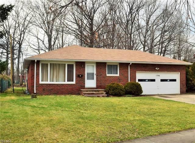 1786 Ridgewick Drive, Wickliffe, OH 44092 (MLS #4162045) :: The Crockett Team, Howard Hanna
