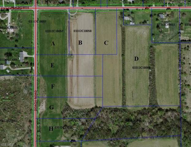 tbd Beach Lot E, Sharon, OH 44256 (MLS #4162068) :: RE/MAX Trends Realty