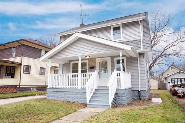 904 Rowe Street, Akron, OH 44306 (MLS #4162121) :: RE/MAX Trends Realty