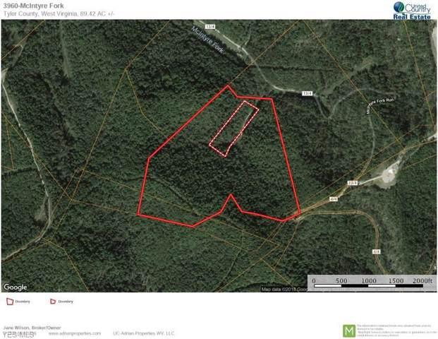 0 Mcintyre Fork Run, West Virginia, 26339, Alvy, WV 26339 (MLS #4162230) :: RE/MAX Trends Realty